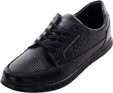 حذاء كاجوال جلد للرجال