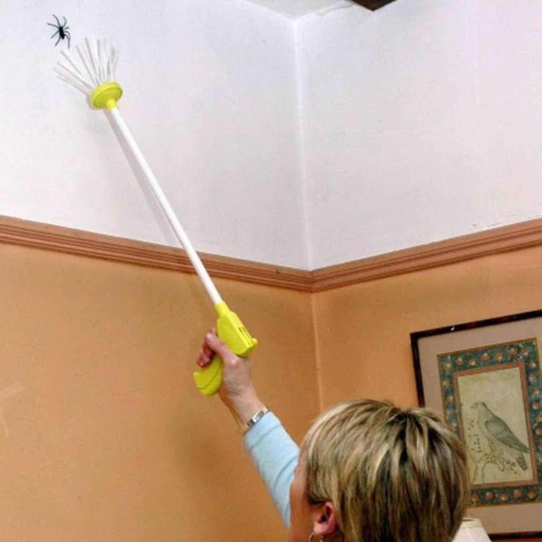 gr/ün /& wei/ß FairytaleMM Hand Insektenf/änger Eco-Friendly Outdoor Indoor Bug Catcher f/ür anziehende Spinnen Grillen K/äfer Kakerlaken