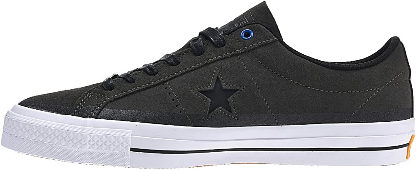 Converse Cons One Star Pro Suede OX cast iron black white