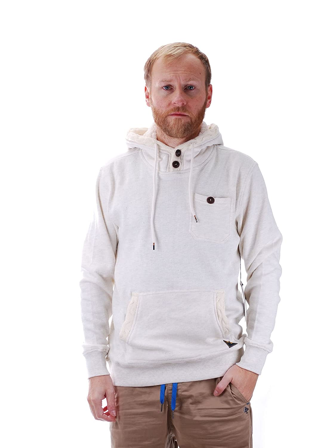 Billabong Rasta Cable Pull Over Hood