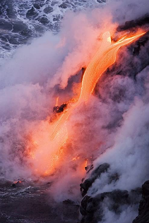 Ron Dahlquist / Design Pics – Hawaii Big Island Near Kalapana ...