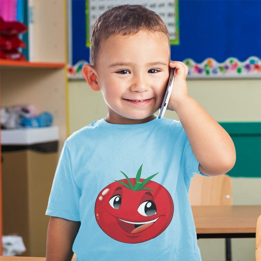 Tomato Kid/'s T-Shirt Children Boys Girls Unisex Top