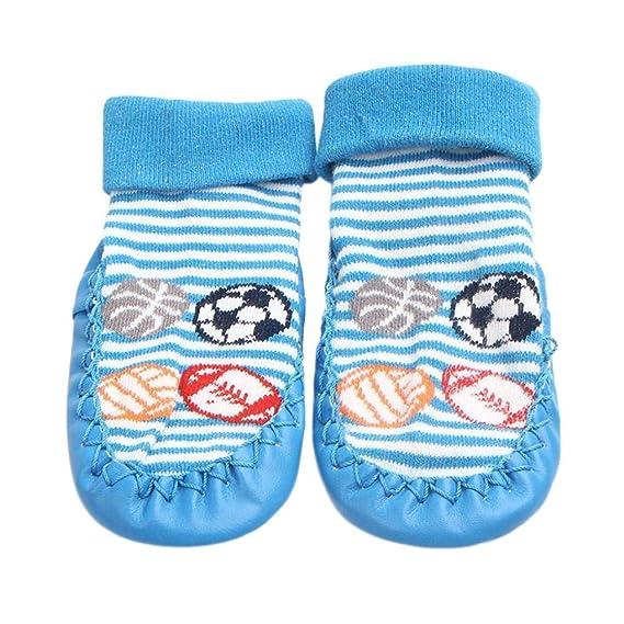 Sencillo Vida Calcetines Socks Antideslizantes Impreso de Bebe Recién Nacido Niñas Niños 1 Pares, Heart: Amazon.es: Ropa y accesorios