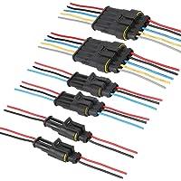 CESFONJER Electrico Impermeable Conector | Conectores Sellado,