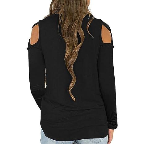 Mujer blusa tops otoño fiesta citas urbano streetwear,Sonnena T-Shirt Tops Blusas de Las mujeres manga larga impresa Casual Tops Holiday Sweatshirt Blusa ...