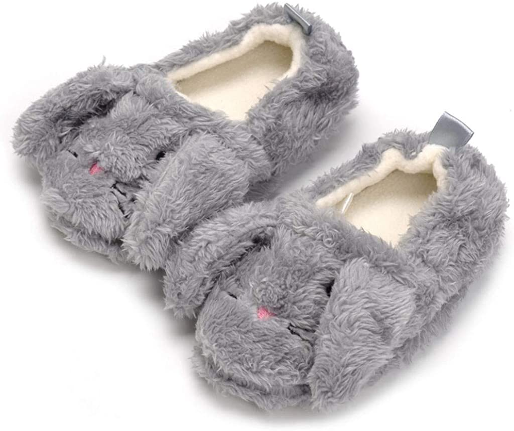 /Kid Baby Boys Girls Cartoon Animal Indoor Warm Slipper Soft Sole Casual/Shoes Pandaie Baby Boy /& Girl Shoes