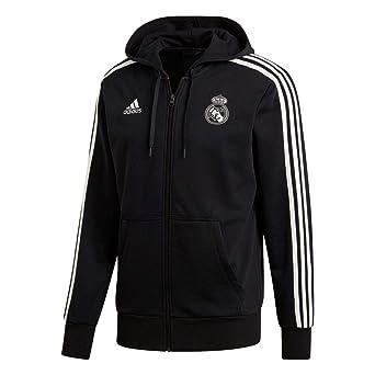 Real Madrid rma sa 10001 Chaqueta de plumón de Manga Larga