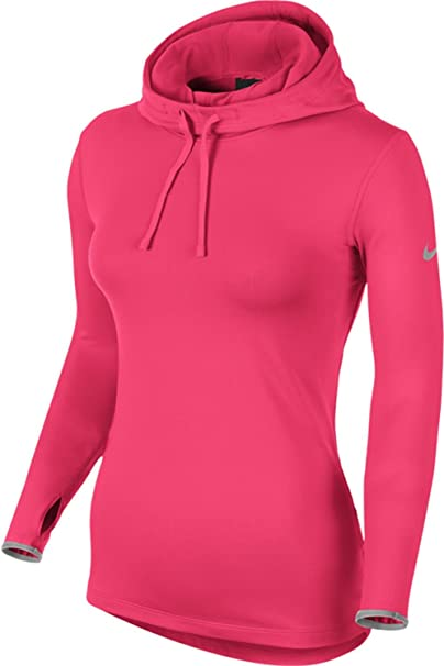 Felpa con cappuccio da allenamento da donna Nike Pro Hyper