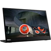 "Lenovo ThinkVision M14 14"" Full HD 1920x1080 IPS Monitor - 300 Nit 6ms 2xUSB Type-C Ports Widescreen Backlit LED LCD…"