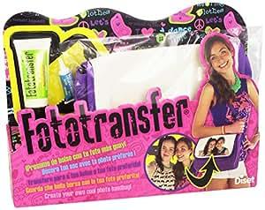 Diset 28-60191 - Bandolera Daily Fototransfer De