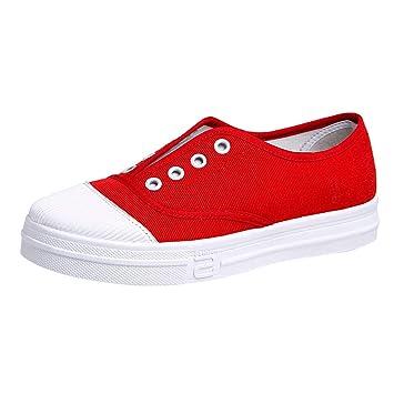bdc6f8709e56 Women's Girls Flats Sneakers Loafers, Jiayit Women's Fashion Casual ...