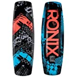 Ronix Weekend - Black/Blue / Caffeinated (2019) - No Boots