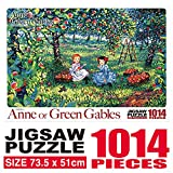 1000Pieces JIgsaw Puzzle Anne of Green Gables an Apple Ochard Home Decoration Hobby DIY