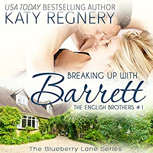Breaking Up with Barrett  Audiobook