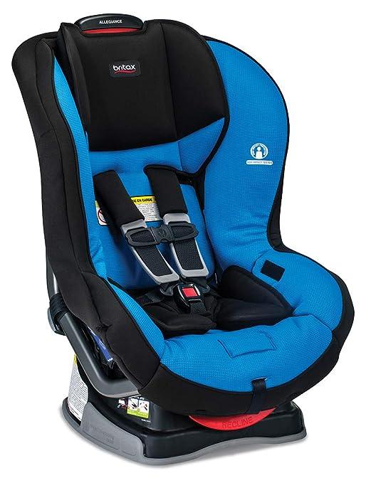 Britax Allegiance 3 Stage Convertible Car Seat, Azul