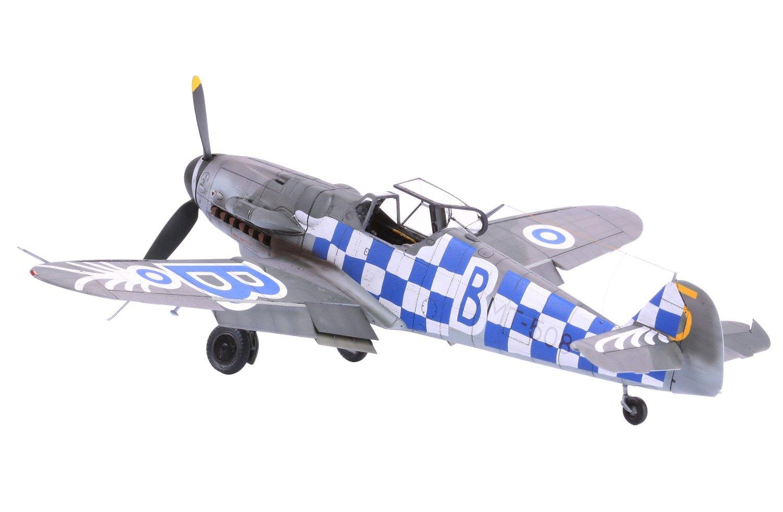 エデュアルド 1/48 フィンランド空軍 メッサーシュミット Bf109G 戦闘機 デュアルコンボ リミテッドエディション 2キット入り プラモデル EDU11114 B078HLCLGF