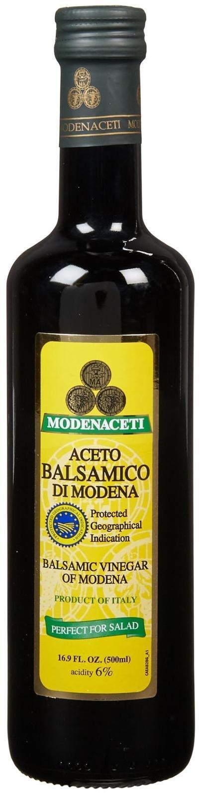 Modenaceti Classic Balsamic Vinegar of Modena, 16.9 oz