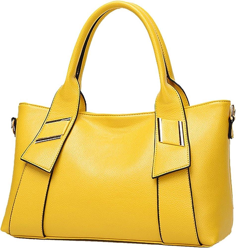 Women Ladies PU Leather Litchee Pattern Small Shoulder Crossbody Bag Adjustable