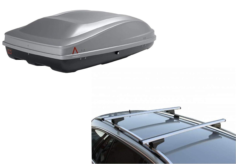 Barre Portatutto Alluminio Ford Focus III Sw Con Ralis Integrati G3