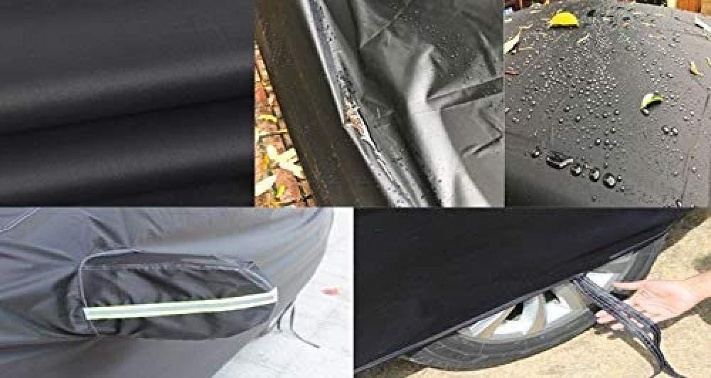 impermeabile Telo copriauto compatibile con Ford Mustang antipolvere protezione UV