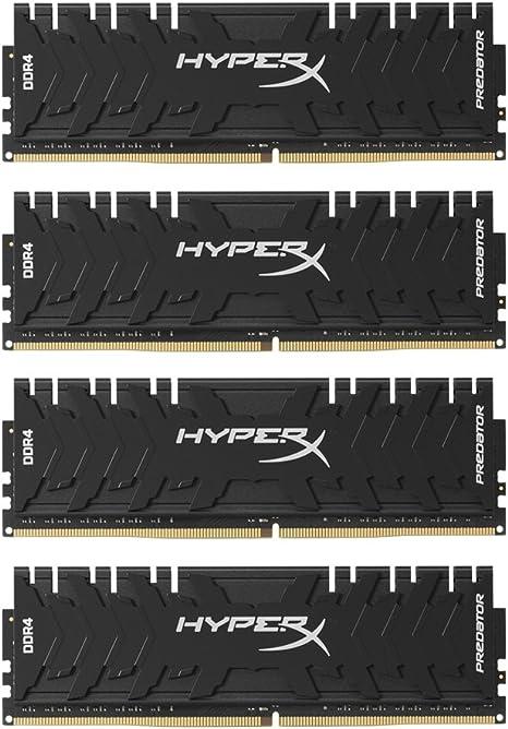 HyperX Predator HX432C16PB3K4/16: Kingston: Amazon.es: Electrónica