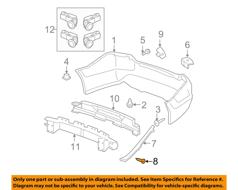Honda 93903-25320 Screw Genuine Original Equipment Manufacturer (OEM) Part 9390325320
