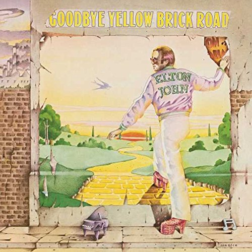 Goodbye Yellow Brick Road by Mercury
