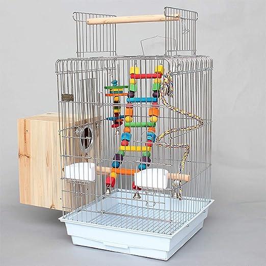 Jaula de cría de pájaros para interiores Jaula de cría de aves ...
