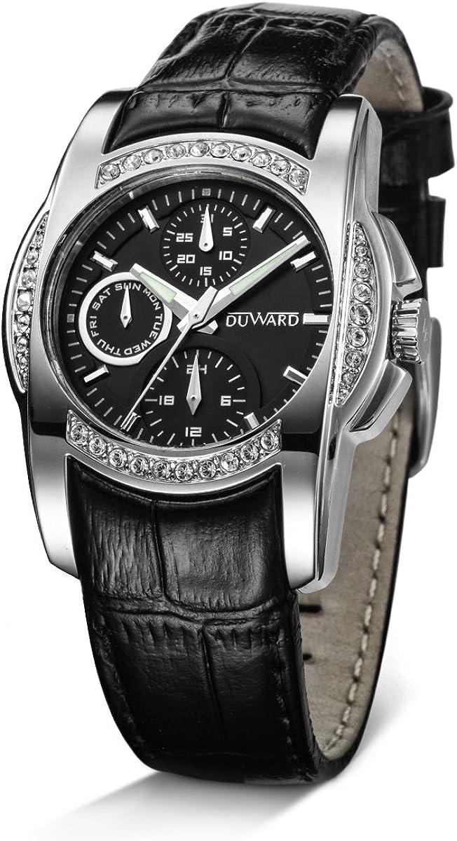 Reloj Duward para Mujer colección Lady Grua Modelo D15702.02