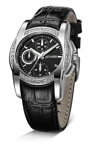 Reloj Duward para mujer colección Lady Grua modelo D15702.02: Amazon.es: Relojes