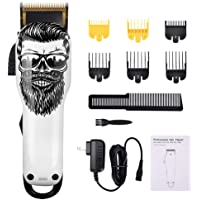 Audoc Upgraded Cordless Electric Hair Clippers with 2-Speed Professional Rechargeable