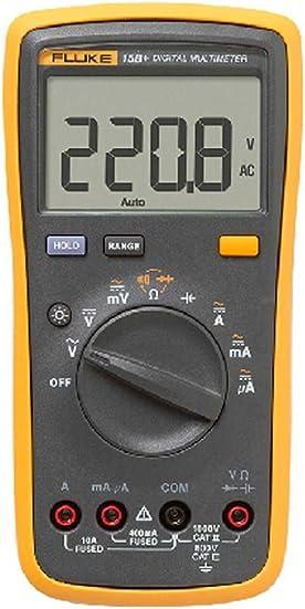 Fluke 15b Digital Multimeter F15b Latest Version