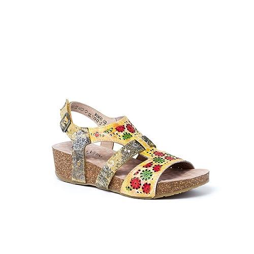 Vita Laura Sacs Jaune Bingo et Chaussures OwFqwnS6d