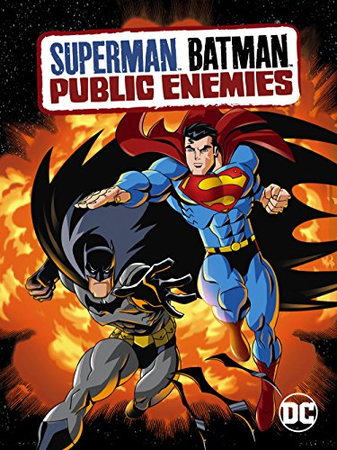 Batman Superman Adventures - Superman/ Batman: Public Enemies