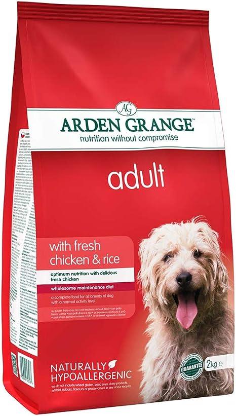 Arden Grange Classic Chicken Adult Dog Food