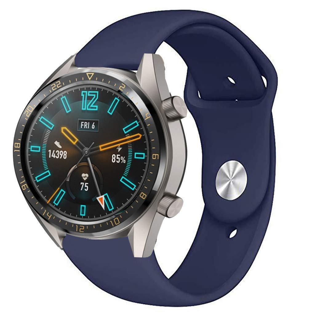 Correa Compatible con para Huawei Watch GT Correa, Heligen Correa de ...