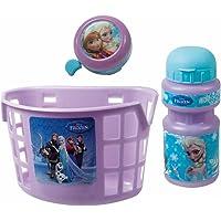 Disney Frozen Set Cesta+bidon+Timbre Darpeje OFRO074