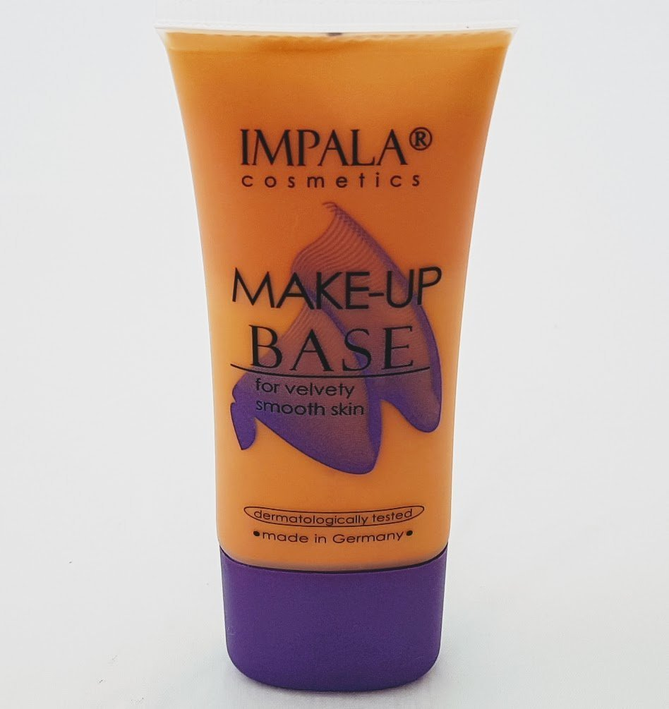 Impala Primer Abricot la Base de Maquillage Anti-Terne Peau Anti Cernes