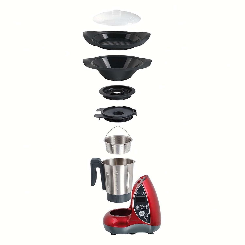 All In One Kuchenmaschine Mit Kochfunktion Starke 1500 Watt