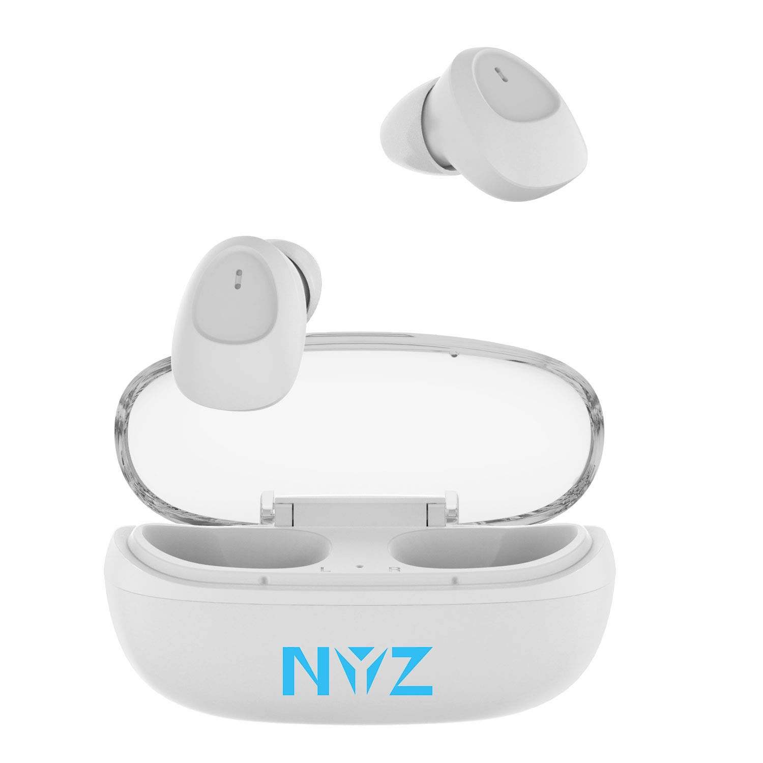 wireless-earbuds-nyz-true-wireless-bluetooth-headphones-in-ear-earphones-hifi-stereo-volume-control-cordless-earbuds-with-microphone-portable-charging-case-for-iphoneandroidwindows-space