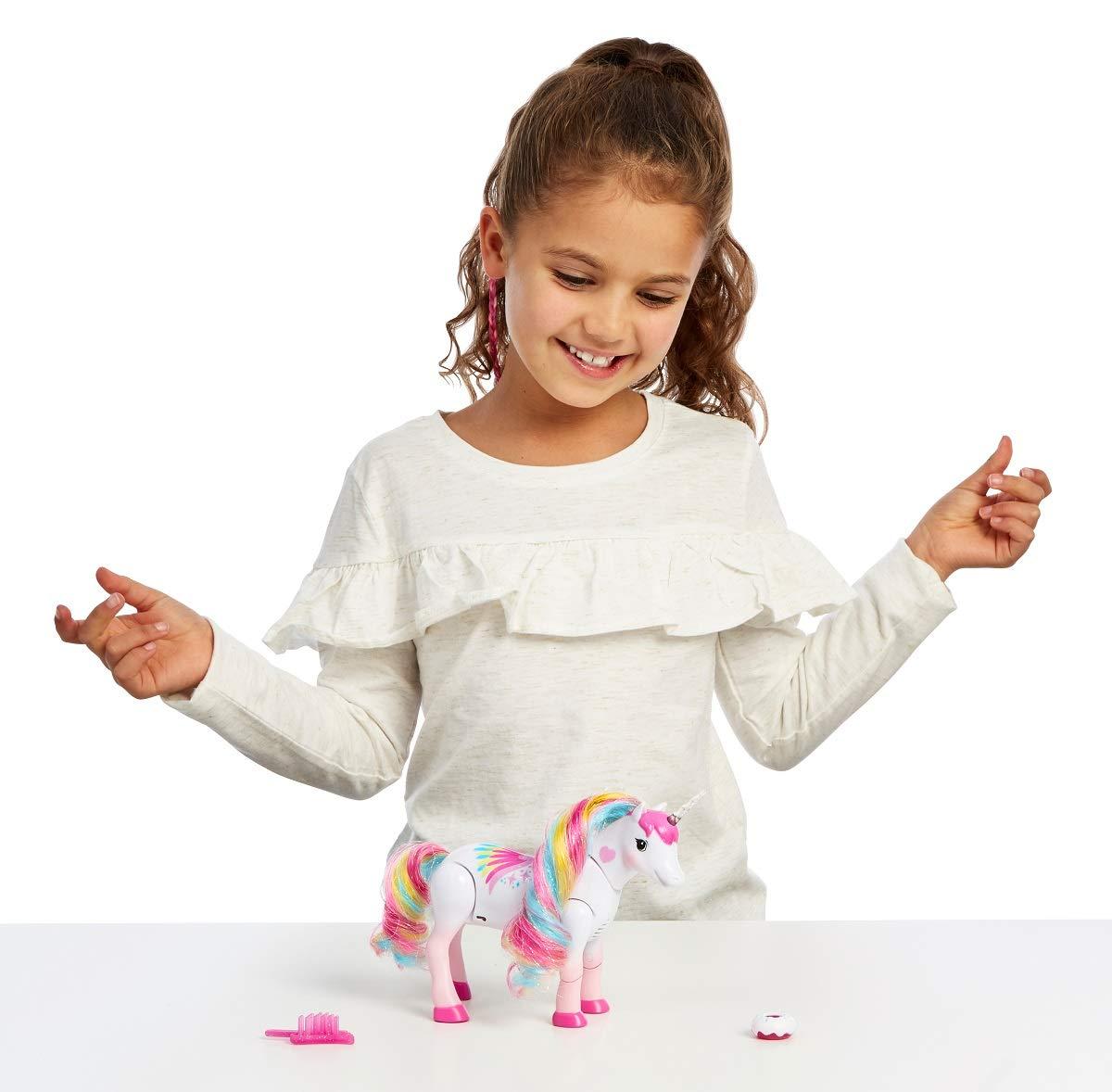 Little Live Pets Shimmer My Dancing Unicorn Rainbow Colors 5
