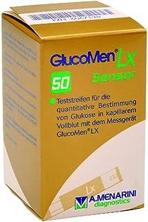 GLUCOMEN LX SENSOR TIRAS DE PRUEBA DE GLUCOSA - 50: Amazon.es: Salud y cuidado personal