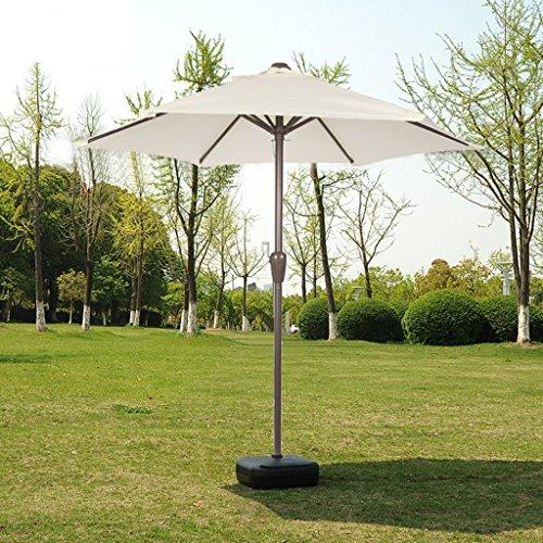 XXHDYR Roman Umbrella Garden Umbrella Beach Umbrella Sun Umbrella Outdoor Umbrella Stall Umbrella Umbrella Umbrella Umbrella (Color : Red Wine)