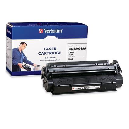 Verbatim 7833A001AA Black Rplc Laser Cartridge for Canon S-35 Series 3500PGS