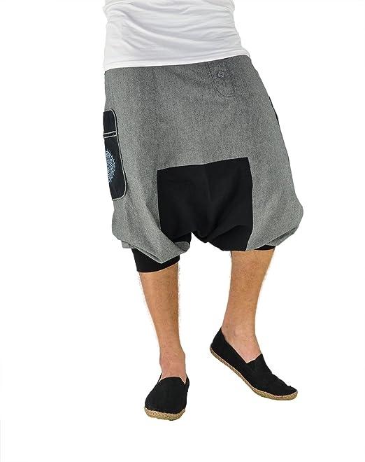 virblatt - Pantalones Vaqueros Cortos para Hombres y Mujeres como Ropa  etnica -KleinerBruder  Amazon.es  Ropa y accesorios 29880662950f
