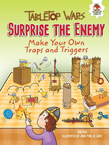 Surprise the Enemy: Make Your Own Traps and Triggers (Tabletop - Trap Booby