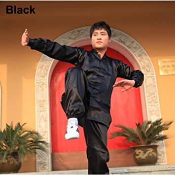 Unisex Mujer Hombre Chino China Tai Chi Kung Fu Wing Chun ...