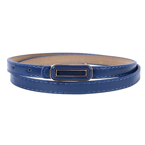 Damara Puro Diseño Mujeres Cinturones Ajustable Correa De Cintura