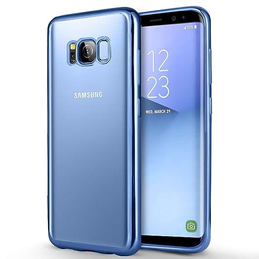 48 opinioni per Custodia Galaxy S8 , ikalula Samsung Galaxy S8 cover Morbido TPU Custodia