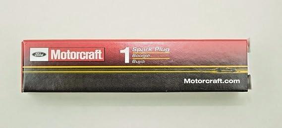 8 nueva pastillas de bujías SP509 # hjfs24fp Ford Lincoln: Amazon.es: Coche y moto